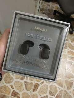 Miniso Wireless (Bluetooth) Earphones