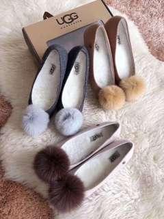 UGG女裝平底鞋