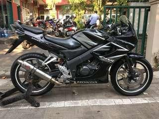 Honda CBR 2007 Built Up Thailand