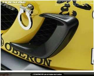 Honda Jazz/Fit J's Racing GD Air intake duct