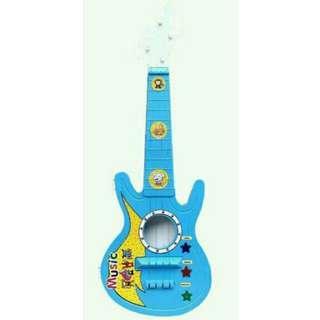 #jualanibu gitar biru