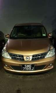 Rental From $50 Onward, Private Or Pdvl Driver Welcome.