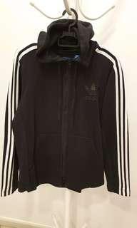 Adidas Originals Black Hoodie Sweater