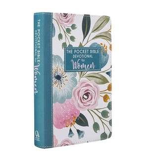 ~Pre-Order~ BN Pocket Bible Devotional for Women by Christian Art Gifts