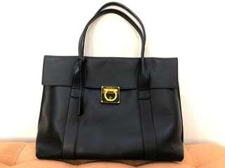 Full Leather Salvatore Ferragamo handbag