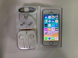 iPhone SE 64G rose gold