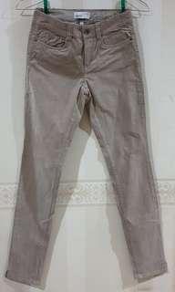 ESPRIT CORDUROY PANTS BEIGE