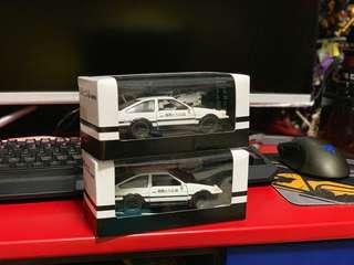 Initial D - AE86 Diecast (Brand New)