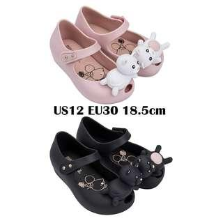 MM Ultragirl Mini Cat Pink & Black US12 EU30 18.5cm Approx. for 5-6y