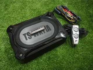 Carrozzeria TS-WX11A Built in amp