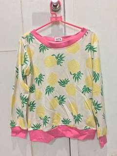 Sweater Pineapple by Loony