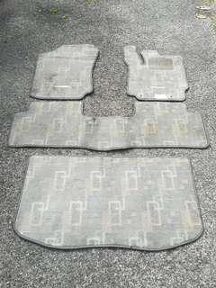 Kapet Kaki Boon Complete Bonet