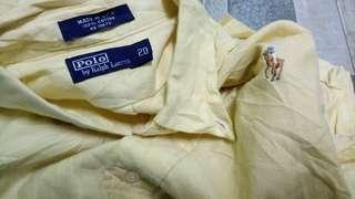 Vintage Kemeja Ralph Lauren Made in USA