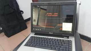 ASUS A8J core 2 duo 14.1 inch