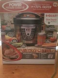 Slow/Pressure Cooker 6 quart PowerXL