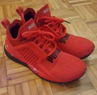 REDUCED PRICE - PUMA IGNITE LIMITLESS - RED