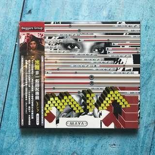 🚚 M.I.A 米雅-非一般同名專輯