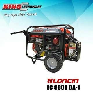 GENSET LONCIN LC8800D-A