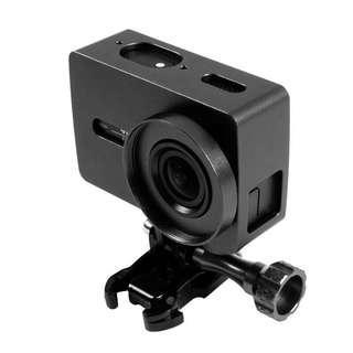 Aluminium enclosure for Xiaoyi 2 4k action Camera