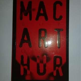 MACARTHUR by Bob Ong