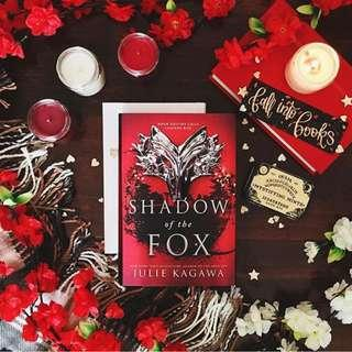[Exclusive and Signed] Shadow of the Fox by Julie Kagawa (limited Owlcrate edition)