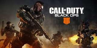 Blizzard Account with Overwatch Black ops 4