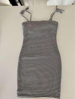 Kookai Striped Dress