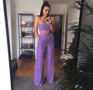Purple reign set