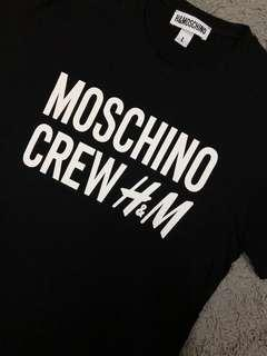 Moschino X H&M staff tee
