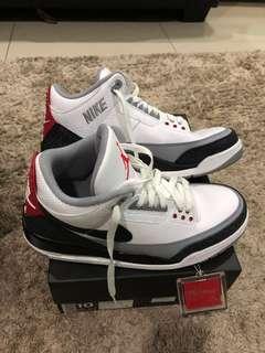Nike AJ3 Tinker