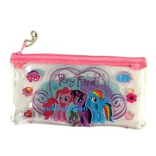 MLP MY LITTLE PONY PLASTIC CLEAR PRINTED ENVELOPE party giveaways souvenirs favor needs