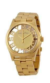 Marc By Marc Jacobs Gold-Tone