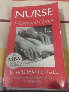 Nurse Hearts and Hand