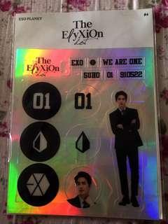 Elyxion deco sticker kit_suho