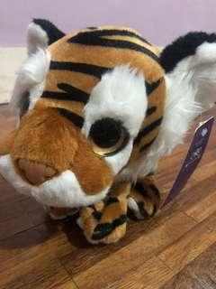 Blue magic tiger stuffed toy