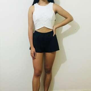 Pilgrim Crop Top (BRAND NEW WITH TAGS)