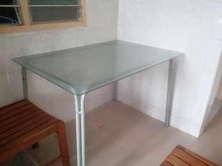 Ikea Laver (Tempered Glass) Table