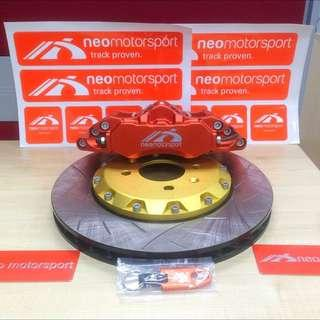 NEO Motorsport Big Brake Kit for Honda Jazz/Fit