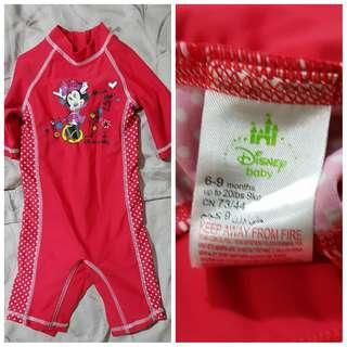 Swimming suit for baby