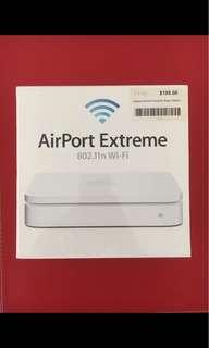 Brand New In Box AirPort Extreme 802.11n wi-fi