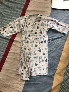Baby Onesie 3-6 Months  連體衣 夾衣 Long Sleeve Winter Clothes