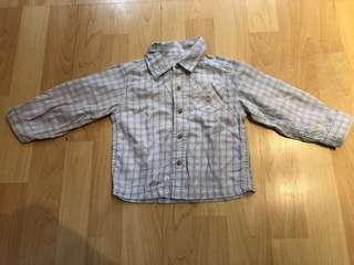 Carter's / Carters 18M Months Shirt Baby Boy