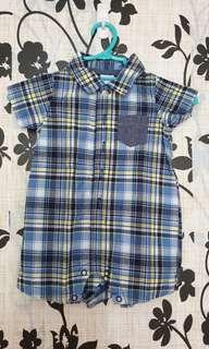 Carters Onesie Polo