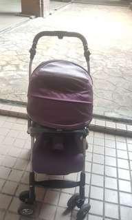愛普力卡 Aprica  雙向輕量推車 兒童推車 嬰兒推車 嬰幼兒推車 推車