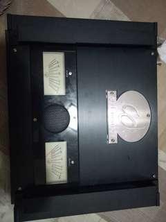 Clif designs monoblock amplifier cd 700a
