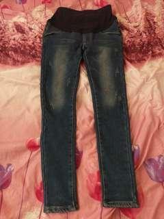 🚚 孕婦褲(內刷毛)