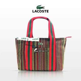 Authentic quality Lacoste bag