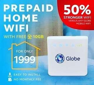 RUSH SALE!!! Globe Prepaid WiFi