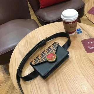 High quality Fendi 2 way bag