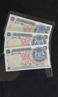 $1 Orchid Notes